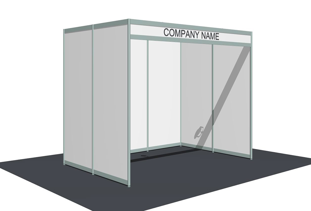 Exhibition Stand Drawing : Garden and lifestyle 2019 examples of exhibition stands